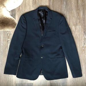 Topman Light Weight Slim Fit Navy Suit Set